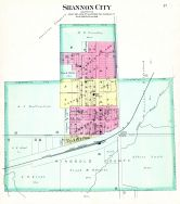 Shannon City, Ringgold County 1894