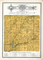 Jefferson Township, Ringgold County 1915 Mount Ayr