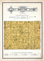 Middle Fork Township, Ringgold County 1915 Mount Ayr