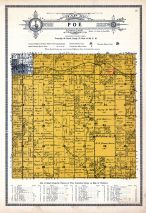 Poe Township, Ringgold County 1915 Mount Ayr