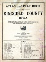 Title Page - Index, Ringgold County 1915 Mount Ayr