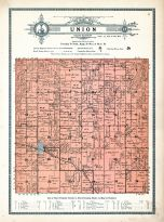 Union Township, Ringgold County 1915 Mount Ayr
