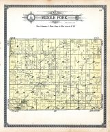 Middle Fork Township, Ringgold County 1915 Ogle