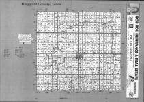 Index Map, Ringgold County 1992
