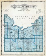 Allens Grove Township, Scott County 1905