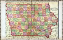 State Map, Scott County 1905