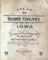 Title Page, Scott County 1905