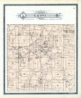 Grove Township, Shelby County 1899