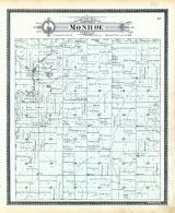 Monroe Township, Shelby County 1899