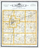 Sherman Township, Sioux County 1908