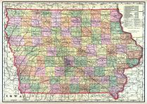 State Map, Sioux County 1908