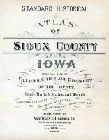 Sioux County 1908