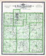West Branch Township, Sioux County 1908
