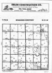 Map Image 006, Union County 1994