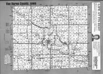 Index Map, Van Buren County 1992