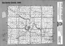 Index Map, Van Buren County 1993