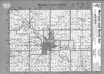 Index Map, Wapello County 1993