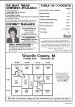 Index Map, Wapello County 2006