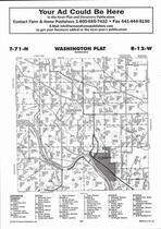 Map Image 007, Wapello County 2006