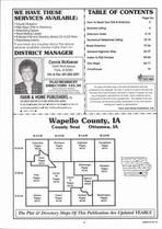 Index Map, Wapello County 2007