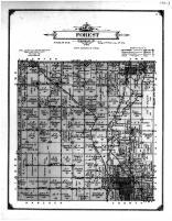Forest Township, Leland, Neils, Forest City, Winnebago County 1913