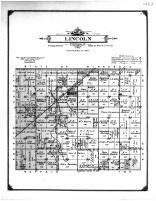 Lincoln Township, Rake, Winnebago County 1913