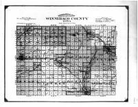 Topographical Map, Winnebago County 1913
