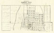 Forest City - South, Winnebago County 1928