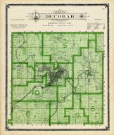 Decorah Township, Winneshiek County 1905