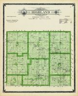 Highland Township, Winneshiek County 1905