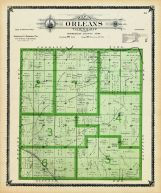 Orleans Township, Winneshiek County 1905