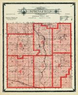 Springfield Township, Winneshiek County 1905