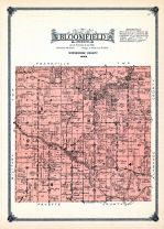 Bloomfield Township, Winneshiek County 1915