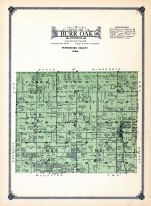 Burr Oak Township, Winneshiek County 1915