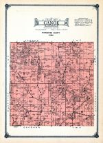 Canoe Township, Winneshiek County 1915