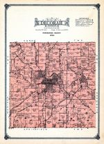 Decorah Township, Winneshiek County 1915