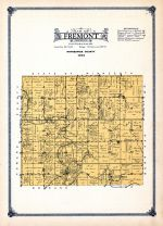 Fremont Township, Winneshiek County 1915