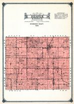 Hesper Township, Winneshiek County 1915