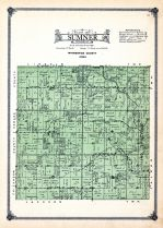 Sumner Township, Winneshiek County 1915