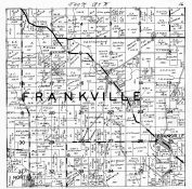 Frankville Township, North, Winneshiek County 1940