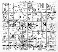 Fremont Township, Kendallville, Plymouth Rock, Winneshiek County 1940