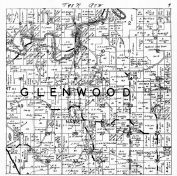 Glenwood Township, Nasset, Washington Prairie, Trout Creek, Winneshiek County 1940
