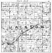 Jackson Township, Navan, Winneshiek County 1940