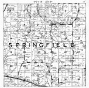 Springfield Township, Nordness, Winneshiek County 1940