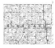 Burrr Oak Township, Winneshiek County 1944