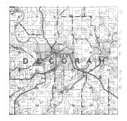 Decorah Township, Winneshiek County 1944