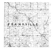 Frankville Township, North, Winneshiek County 1944