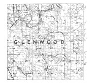 Glenwood Township, Nasse, Washington Prairie, Winneshiek County 1944