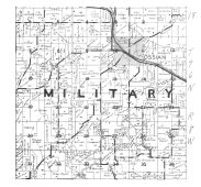 Military Township, Ossian, Winneshiek County 1944