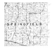 Springfield Township, Nordness, Winneshiek County 1944
